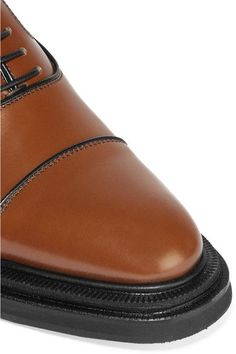 Church's - Pam Leather Oxford Shoes - Tan - IT36.5