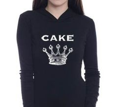 Cake the band shirts