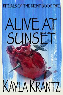 The Antrim Cycle: Cover Reveal: Alive at Sunset by Kayla Krantz