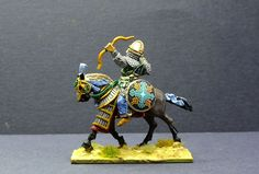Sassanid Cataphract horse archer 4th-5th century AD