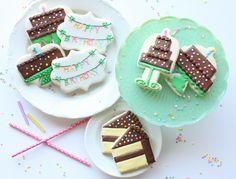 Birthday cookies by Munchkin Munchies