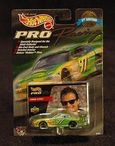 NASCAR racer Chad Little #97 Pro Racing, John Deere Car