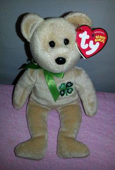 257c8ee601d Clover the 4-H Exclusive Bear Beanie Babies