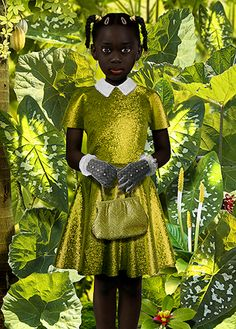 I've been introduced to the AMAZING works of Ruud Van Empel and excited!!!... via Charlene Ruffin