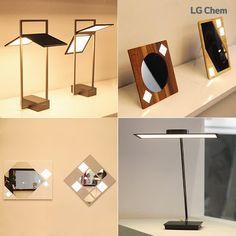 OLED Lamps by LG #OLEDDesign