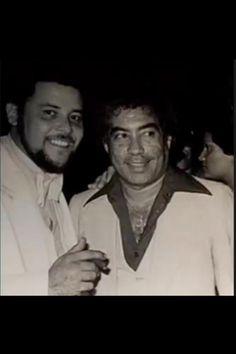 Marvin Santiago y Tommy Olivencia