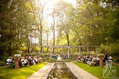 Codman Estate Italian Garden Getting Married August 2017