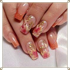 Autumn Manicure004