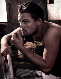 Leonardo DiCaprio - the older the better ;)