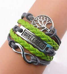 Fine Minimalistic Friendship Bracelet Butterfly Brass Black Elastic Wrist Band gift for her Friend delicate macrame bracelet chain