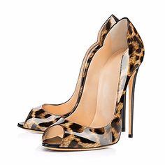3e2c1e69b45e5 Femme Polyuréthane Printemps   Eté   Automne Chaussures à Talons Talon  Aiguille Bout ouvert Bleu   Noir   Rouge   Amande   Mariage   Soirée    Evénement ...