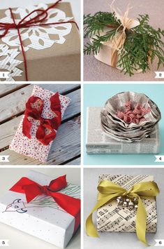 Last-minute, eco-friendly gift wrapping ideas
