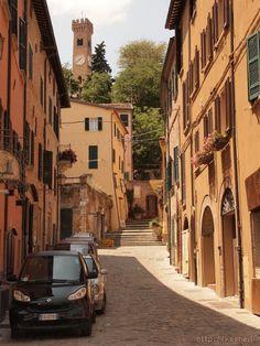 "Santarcangelo di Romagna, the most perfect small Italian town - ""Around Emilia-Romagna (and San Marino)"" by @Kaitlin Keane Li"