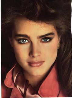 "Brooke Shields ""The Art Of Vogue Photographic Covers"", Valerie Lloyd, 1986"