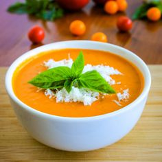 Tomato Bisque Soup, Best Tomato Soup, Roasted Tomato Basil Soup, Creamy Tomato Basil Soup, Cream Of Tomato Soup, Roasted Tomatoes, Tomatoe Basil Soup Recipe, Easy Homemade Tomato Soup, Cream Soups