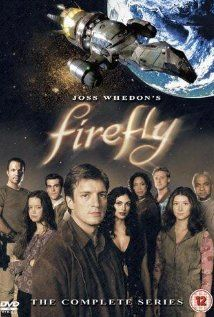 FIREFLY. My favourite Tv series of all times.    A MASTERPIECE !    It just took only 14 Episodes of pure genius, to create a fan following as this tv series would have run for 20 years.  In fact this tv series could have run for decades ! A movie SERENITY as well, and a cult !    ScitFi without aliens or laser swords, scifi with colts, cows, farmers, cities in dust and in the sky. Its hearfelt, witty, honest, charming and somewhat oldfashioned, in the best possible way. Another good one…
