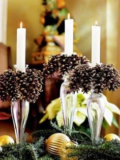 Winter wedding ideas centrepieces #rockmywinterwedding @Rock My Wedding