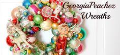 Products / GeorgiaPeachez Wreaths