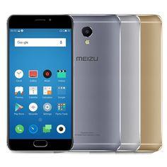 """Original Meizu M5 Note Global firmware 4GB RAM 64GB ROM Mobile Phone Helio P10 Octa Core 5.5"""" 1920x1080 4000mAh OTA Update M621Q other Brand Name:Meizu Shipping:  #Meizu #popular #mobile #phones #useful"""