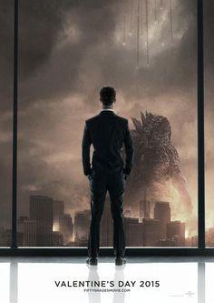 Fifty Shades of Godzilla