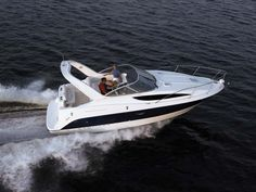 Our new boat this season--Bayliner 285 Ciera