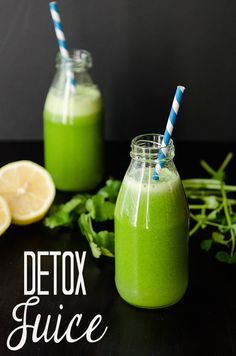 Detox Juice |My Go-To Green Juice for Detoxing // soletshangout.com #greenjuice #detox #cleanse #juicing #cilantro #glutenfree #vegan #paleo