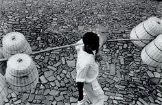 Flávio Damm Sem Título, Salvador BA , 1954  matriz-negativo  Coleção do Artista