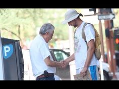 People who pay attention to the homeless gets a heartwarming surprise