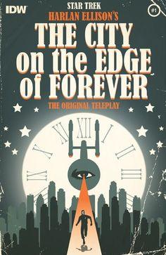 Star Trek: Harlan Ellison's The City On The Edge Of Forever #1  #startrek #trekkies