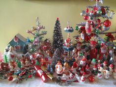 our vintage Christmas