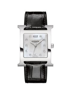 Hermès http://www.vogue.fr/joaillerie/shopping/diaporama/montres-ultra-fines-cartier-chanel-bulgari-chaumet-tiffany/10963/image/652458#hermes