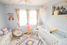 Native American Inspired Nursery - Project Nursery