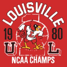 How Basketball Works Refferal: 6208625297 Basketball Finals, Basketball Tickets, Basketball Teams, Basketball Court, Athletic Fonts, Louisville Cardinals Basketball, University Of Louisville, My Old Kentucky Home, Vintage Tees