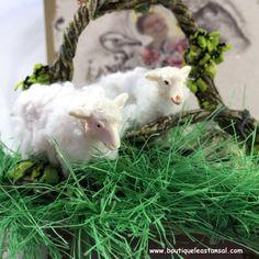 """Léa Stansal """"Les blancs moutons"""""""