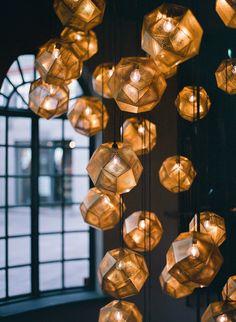 Geometric lights////WANT