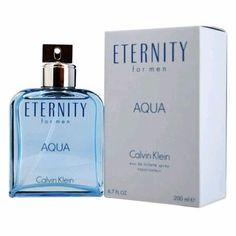 Eternity Aqua Cologne by Calvin Klein