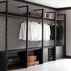 You are in the right place about bedroom storage videos Here we offer you the … - Modern Wardrobe Design Bedroom, Diy Wardrobe, Bedroom Wardrobe, Dressing Room Closet, Dressing Room Design, Dressing Rooms, Home Room Design, House Design, Design Design