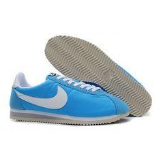 Køligt Nike Cortez V1 Lysblå Hvid Grå Herre Skobutik | Fantastisk Nike Cortez V1 Skobutik | Nike Skobutik Billige | denmarksko.com