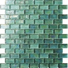 Aqua Blue Irredescent Reflection Rippled Glass Brick Mosaic Tile Mesh Backed Sheet    http://www.emoderndecor.com/aqua-blue-irredescent-reflection-rippled-glass-mosaic-brick-tile-mesh-backed-sheet.html