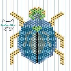 grille_tissage_brickstitch_motif_insecte_perles_miyuki_delicas_11_picasso
