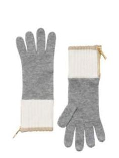 zip up gloves by kate spade new york