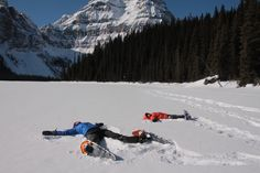 This is how you should spend your time at Shadow Lake Lodge - Relaxing!