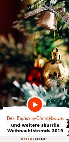 Dekorieren gehört zum Weihnachtsfest dazu – so kannst du ganz einfach festliche Stimmung bei dir zuhause erzeugen. Wenn du aber keine Lust auf klassische Weihnachtsdeko hast, haben wir im Video ein paar Inspirationen für dich: Christen, Christmas Bulbs, Inspiration, Holiday Decor, Home Decor, Recipes For Children, Mood, Craft Tutorials, Couple