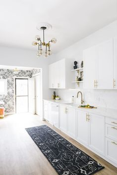 Havenly Head of Design walks us through the process of redecorating her kitchen--including countertops, cabinetry, appliances and backsplash.