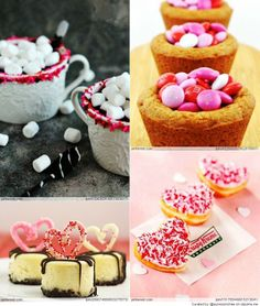 Valentine's Day Food and Treats