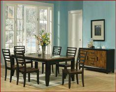 Dining Room Set Adrienne-Lynn EL-987-78s by Homelegance. $1277.00
