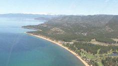 Its lakes and slopes make Lake Tahoe a winter and summer vacation paradise.