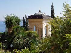 Giardini Botanici Hanbury - pavilion - Botanischer Garten Hanbury – Wikipedia