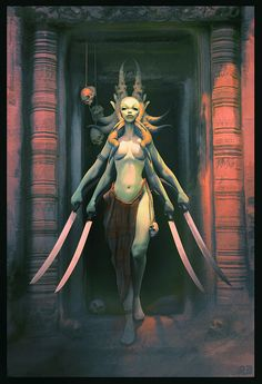 Latest Art by Pascal Blanche