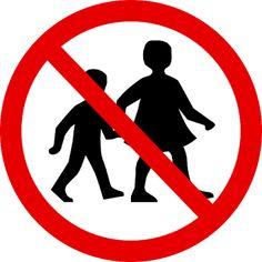 Papás casi primerizos: LA DISCRIMINACIÓN DEL SIGLO XXI: #NIÑOFOBIA